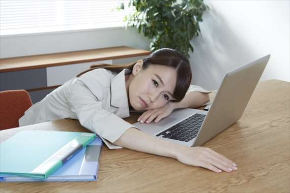仕事を辞めたいと思うほど、仕事が向いてないと感じる時